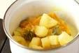 カボチャポテトサラダの作り方2