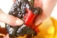 パプリカの焼きびたしの作り方1
