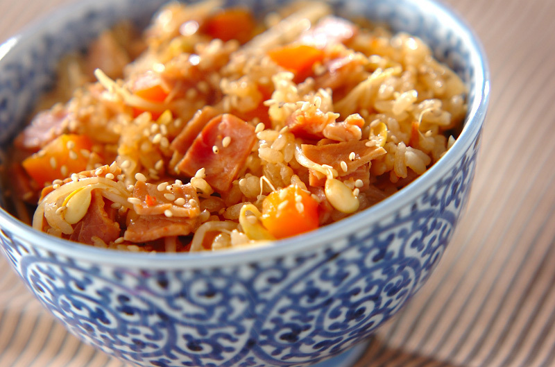 3. 中華風炊き込みご飯
