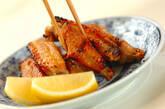鶏手羽中の塩焼きの作り方5