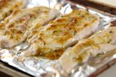 鶏ささ身のマヨ焼きの作り方1