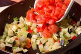 スペイン風オムレツの作り方1