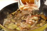 豚とナスの甘辛炒めの作り方4
