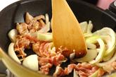 豚とナスの甘辛炒めの作り方3