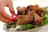 骨付き豚バラ肉の塩焼きの作り方9