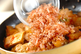 冬瓜のおかか炒めの作り方3