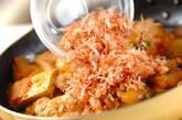 冬瓜のおかか炒めの作り方7
