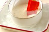 雑穀米プリンの作り方4