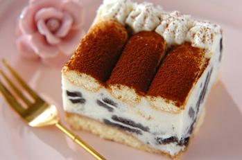 ティラミスアイスケーキ
