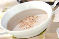 白インゲン豆のポタージュ