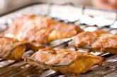 サバのヨーグルト焼きの作り方8