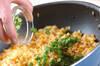 卵チャーハンの作り方の手順8