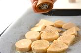 タケノコのチーズ焼きの作り方1