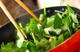 野菜の三色炒めの作り方4
