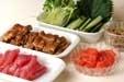 手巻き寿司の下準備10