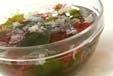 ツナと海藻のサラダの下準備2