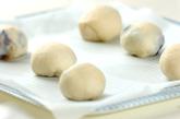 黒豆甘栗パンの作り方5