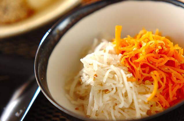 大根で作る副菜レシピ15選♪小鉢やお弁当のおかずに便利の画像