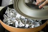 鮭のホイル焼きの作り方3