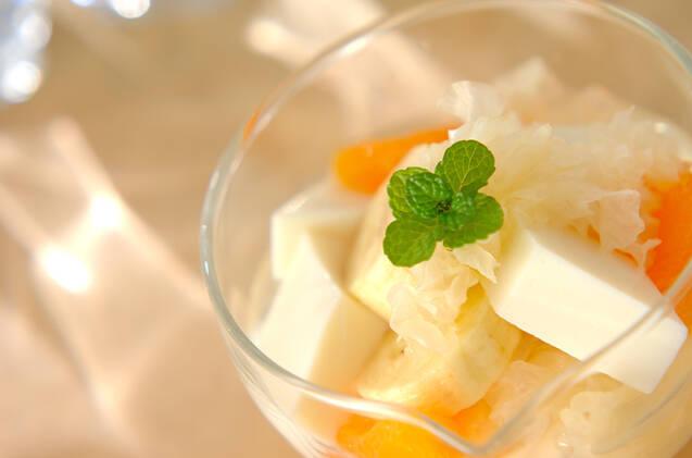 豆乳と寒天のおいしいスイーツレシピ15選!トッピング次第でアレンジ自在♪の画像