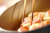 ベーコン巻き豆腐ソテーの作り方2