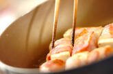 ベーコン巻き豆腐ソテーの作り方4