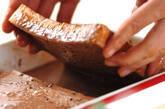 ココアのフレンチトーストの作り方2
