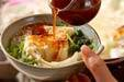 みぞれ湯豆腐の作り方12