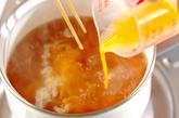 ワカメのかきたま汁の作り方2