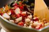 タコとトマトの煮込みパスタの作り方の手順6