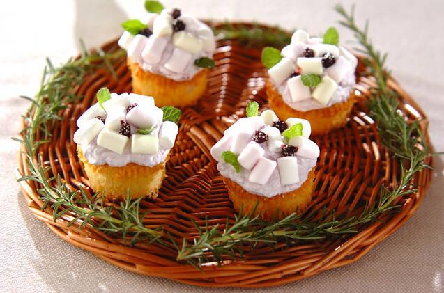 ちいさな幸せ。お家で作れる「プチケーキ」レシピ21選