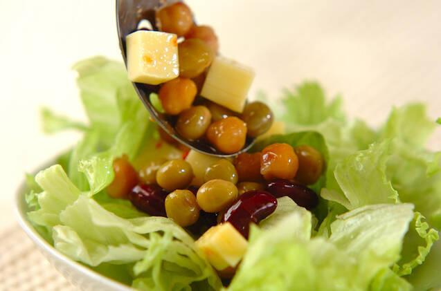 エスニックビーンズサラダの作り方の手順6