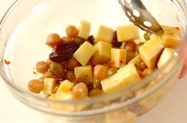 エスニックビーンズサラダの作り方の手順5