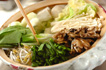 坦々ゴマ鍋の作り方5