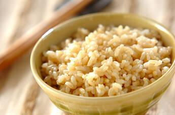 圧力鍋で玄米の炊き方