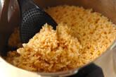 圧力鍋で玄米の炊き方の作り方4