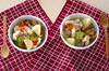 魚介のサフランスープの作り方の手順
