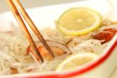 塩鮭のマリネの作り方5