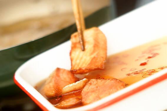 塩鮭のマリネの作り方の手順4