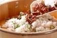 ウナギの混ぜ寿司の作り方3