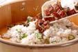 ウナギの混ぜ寿司の作り方8