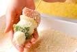 鮭串フライの作り方1