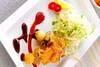 鮭串フライの作り方の手順