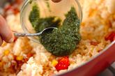 イタリアン焼き飯の作り方2