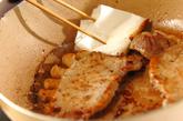豚肉のケチャップ焼きの作り方2