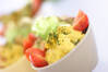 カボチャのヨーグルトサラダ