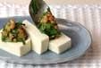納豆ニラ豆腐の作り方2