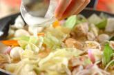 ちゃんポン風あんかけ丼の作り方8