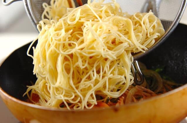 イタリアンパスタサラダの作り方の手順7