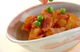 ジャガイモとベーコンの甘煮の作り方2